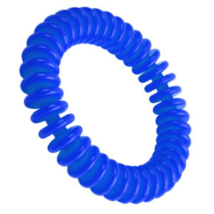 Plastic Ribbed Throwing Rings