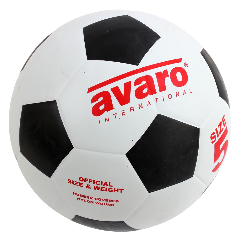 Avaro Rubber Soccer Ball